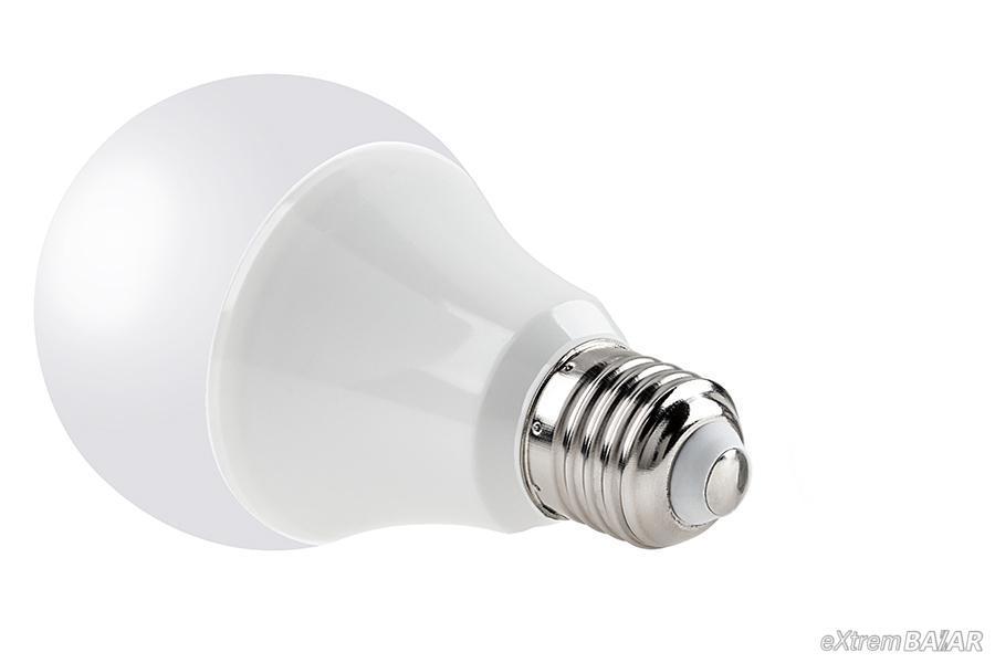 LuXRay 12W LED izzó 6000 hideg fehér K E27