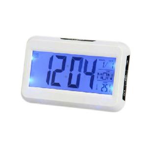 Mozgásérzékelős  digitális óra - Kék háttérvilágítás 2616