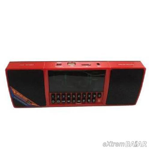 Nagy képernyős Bluetooth hangszóró WS-1515BT
