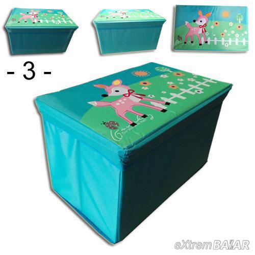 Tároló dobozok gyermekeknek