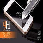 9H Edzett üveg kijelzővédő fólia iphone 6/6s