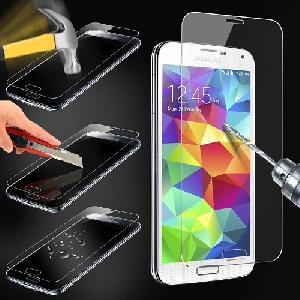 9H Edzett üveg kijelzővédő fólia Galaxy S7