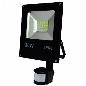 LED reflektor Energy saving 30 Watt-os ( mozgásérzékelővel ) Slim változatban