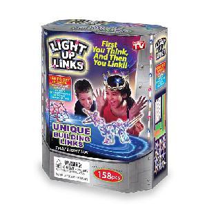 Light Up Links - 158 darabos építő készlet