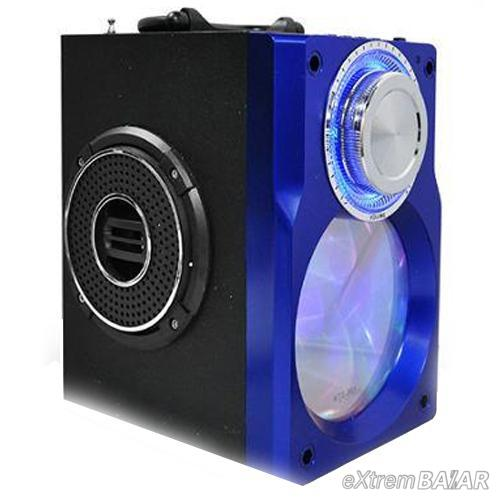 Bluetooth  hangszoró KTS-865 Ledes