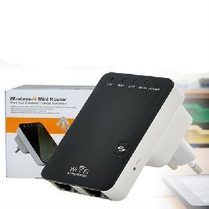 Wireless-n mini router router, wifi jeltovábbító