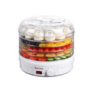 Gyümölcs és zöldség szárító dehidratáló DK-6600