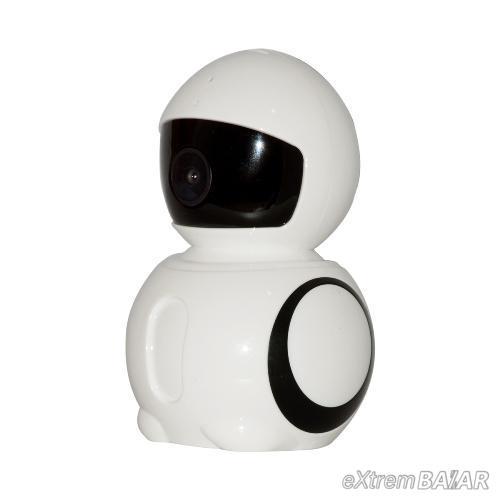 Panoramic intelligens vezeték nélküli wifi kamera