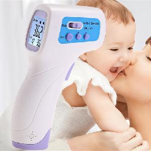 Infravörös lázmérő, hőmérő
