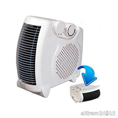 Center 105161, Elektromos, ventilátoros fűtőtest, 1000/ 2000 W