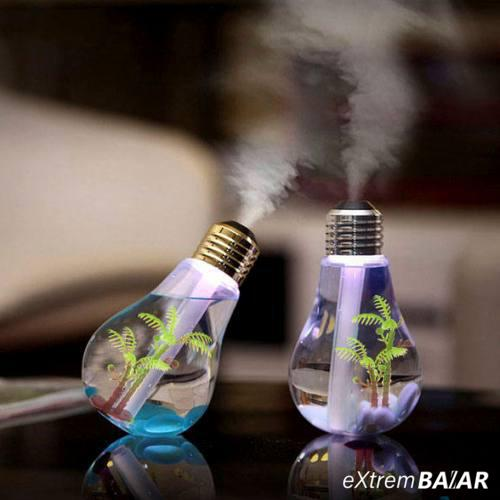 Asztali LED párásító lámpa