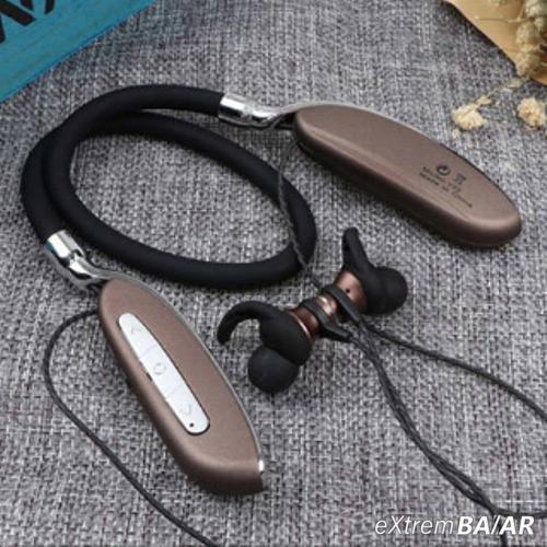 Vezeték nélküli mágneses Bluetooth Sport Headset Fülhallgató