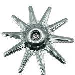 Univerzális Fűkasza vágófej 10- fém pengés / Trimmer Head 10 Steel Blades /