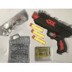 Falcon Desert pisztoly szivacs és szilika lövedékkel