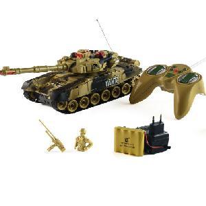 Távirányítós tank KING OF TANKS RC