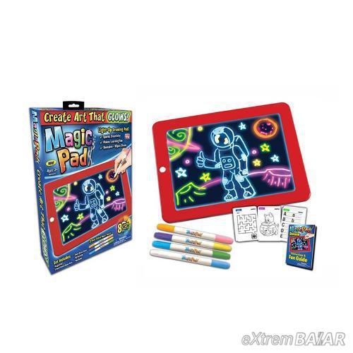 Magic Pad – Magic Pad - varázslatos rajztábla