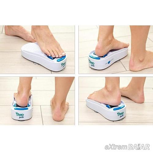 Elektromos lábcsiszoló - Pedi Step