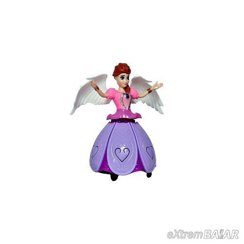 Éneklő és táncoló Anna baba