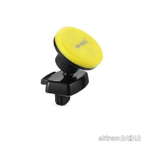 Mágneses autós telefontartó szellőzőrácsra A04