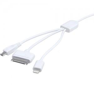 3 az 1-ben USB töltő kábel