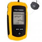 Fish Finder hordozható halradar
