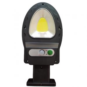 Napelemes fali lámpa fény- és mozgásérzékelővel  15W RY-T931