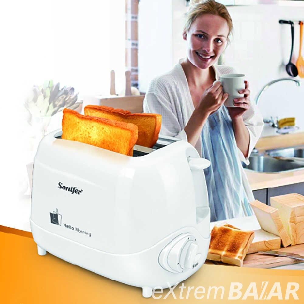 Sonifer kenyérpirító, állítható sütési idő - SF-6006