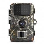 Trail vadkamera - színes CMOS érzéklelő, vízálló / PIR szenzoros
